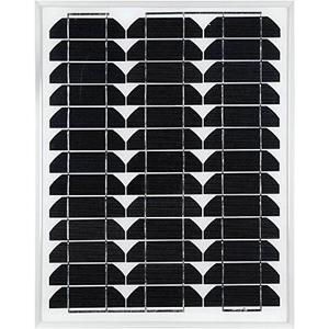 panneau solaire 20w monocristallin norme en 61215. Black Bedroom Furniture Sets. Home Design Ideas