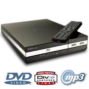 Lecteur DVD DivX -  KISS TECHNOLOGY