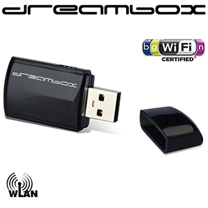 Dongle WiFi / WLAN pour Dreambox (DM 800 / 800se / 7020HD / 8000)